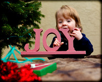 Jack & Charlie Xmas home pictures